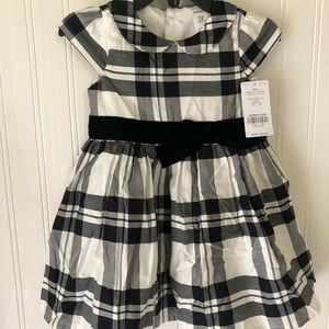 Carters 12 month dress NWT